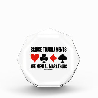 Los torneos del puente son juegos mentales de la