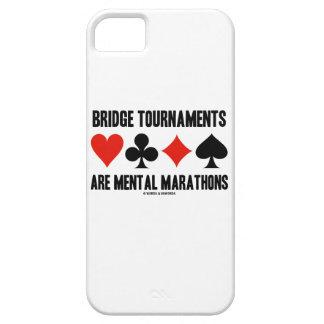 Los torneos del puente son juegos mentales de la iPhone 5 carcasas