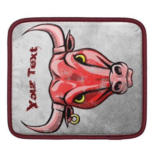 Los toros enojados me modifican para requisitos pa mangas de iPad