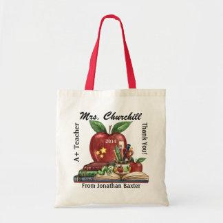 Los totes de los profesores - ratón de biblioteca  bolsa tela barata