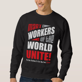 Los trabajadores de Karl Marx del mundo unen Jersey