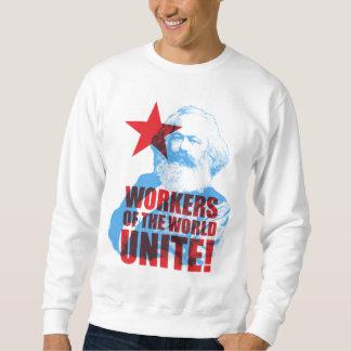 ¡Los trabajadores de Karl Marx del mundo unen! Jersey