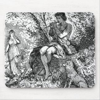 Los trabajos de Goethe Alfombrillas De Ratón
