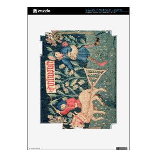 Los trabajos de los meses, Alsacia (tapicería)Vi iPad 3 Skins