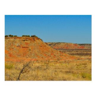 Los Tres Buttes Postcard