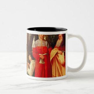 Los tres filósofos taza de café