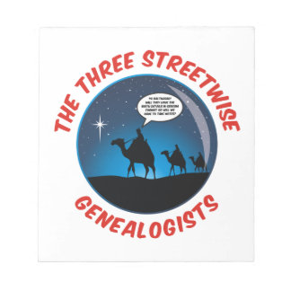 Los tres Genealogists pícaros Blocs