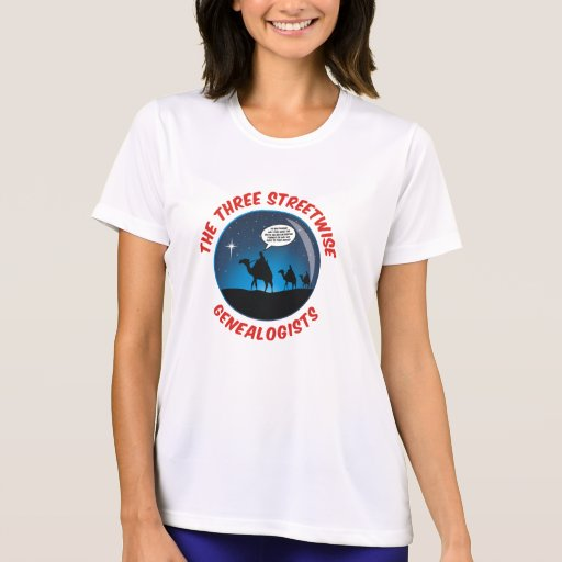 Los tres Genealogists pícaros Camiseta