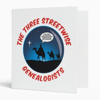 Los tres Genealogists pícaros