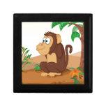 Los tres monos sabios caja de regalo