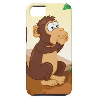 Los tres monos sabios funda para iPhone SE/5/5s