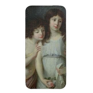 Los tres niños de Monsieur Langlois Bolsillo Para iPhone