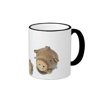 Los tres pequeños cerdos tazas de café