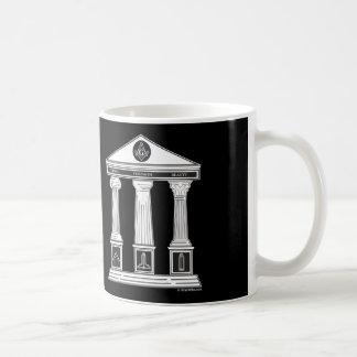 Los tres pilares de la taza de café del