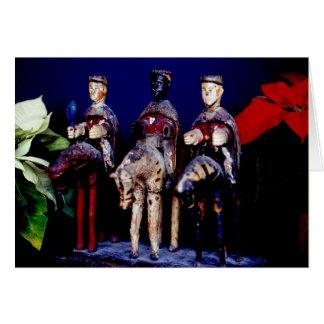 Los Tres Reyes #2 Card