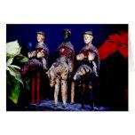 Los Tres Reyes #2 Tarjeta De Felicitación