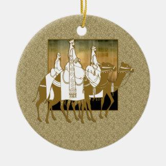 Los Tres Reyes Magos - Christmas Ornament