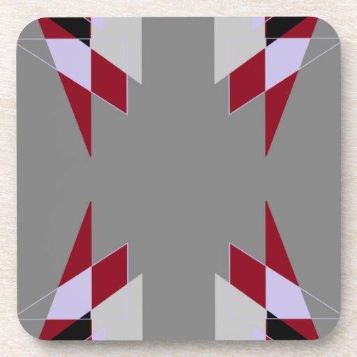 Los triángulos de TRE 4 resumen blanco gris del ro Posavaso
