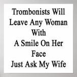 Los trombones dejarán a cualquier mujer con una so poster