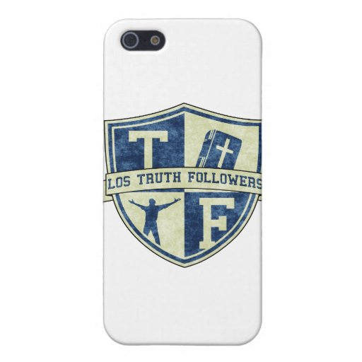 Los Truth Followers Badge Case For iPhone 5