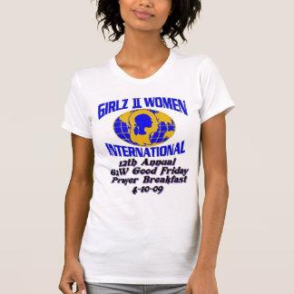 Los Ts básicos de las mujeres de G2WPB Camisetas