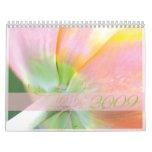 Los tulipanes hacen calendarios 2009