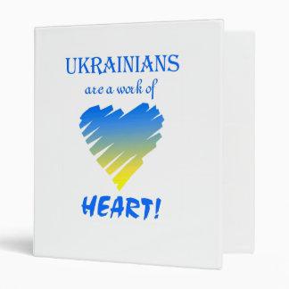 Los ucranianos son… Carpeta de Avery del ~