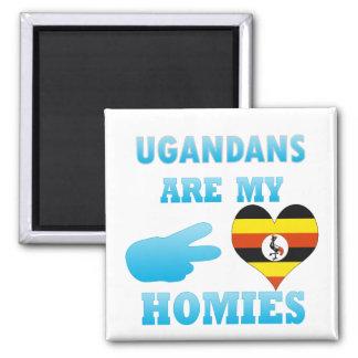 Los Ugandans son mi Homies Imán Cuadrado