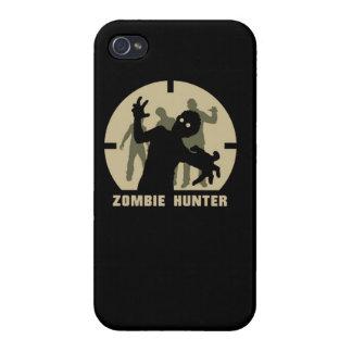 Los undead muertos que caminan del caso del iphone iPhone 4/4S carcasas