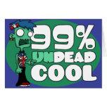 Los Undead refrescan la tarjeta de felicitaciones
