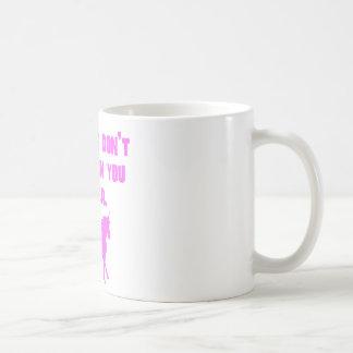 Los unicornios rosados no creen en usted tampoco taza clásica