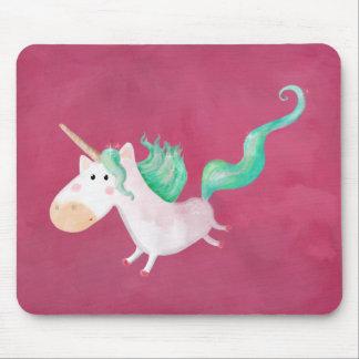 Los unicornios son mágicos alfombrillas de raton