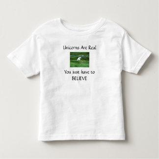 Los unicornios son reales remeras