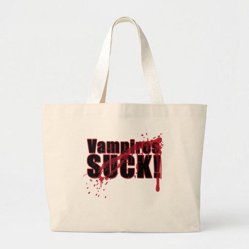 Los vampiros CHUPAN 3 Bolsas