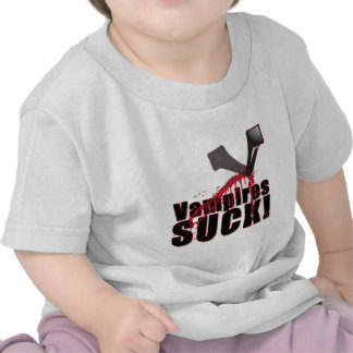 Los vampiros CHUPAN 4 Camiseta