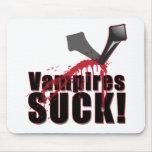 Los vampiros CHUPAN 4 Tapete De Raton