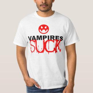 Los vampiros chupan polera