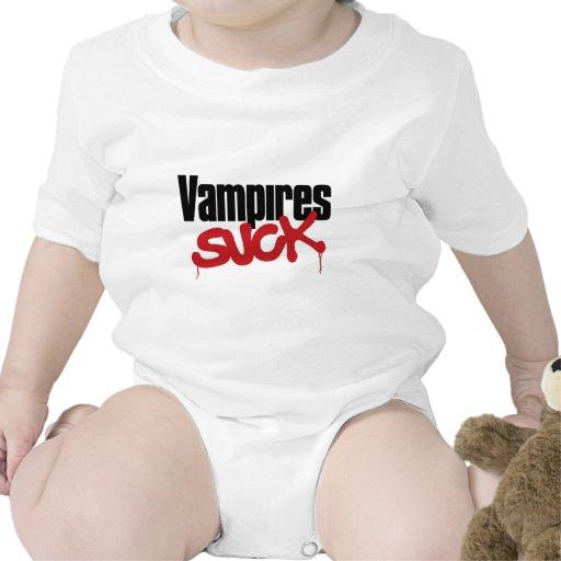 Los vampiros chupan trajes de bebé