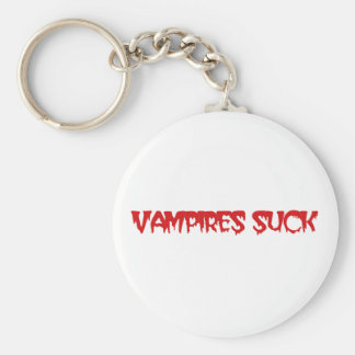Los vampiros lindos chupan llavero