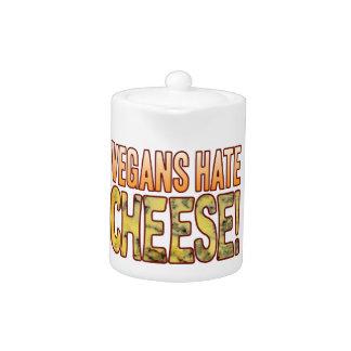 Los veganos odian el queso verde