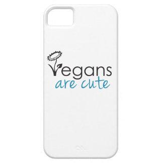 Los veganos son lindos - los abogados crean para r iPhone 5 protectores