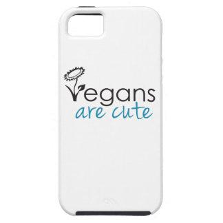 Los veganos son lindos - los abogados crean para r iPhone 5 cárcasas