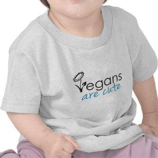 Los veganos son lindos - los abogados crean para r camisetas