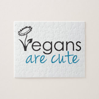 Los veganos son lindos - los abogados crean para r rompecabeza