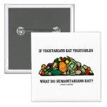 Los vegetarianos comen verduras qué hacen a pin