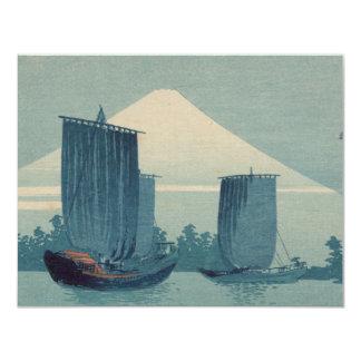 Los veleros acercan a Mt Fuji Anuncios Personalizados