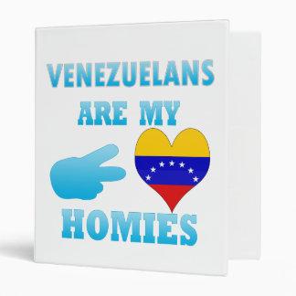 Los venezolanos son mi Homies