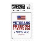 Los veteranos, libertad le agradecen