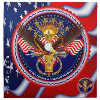 Los veteranos modifican para requisitos particular servilleta