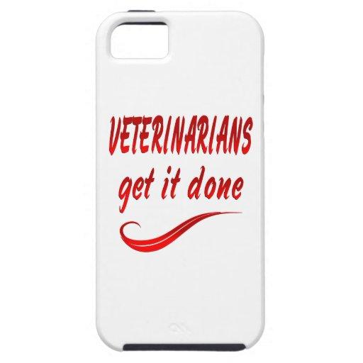 Los veterinarios lo consiguen hecho iPhone 5 fundas